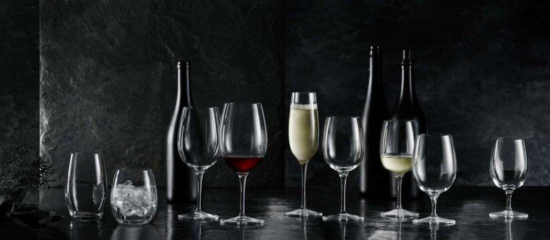 Hvilket vinglas giver dig den mest optimale smag?