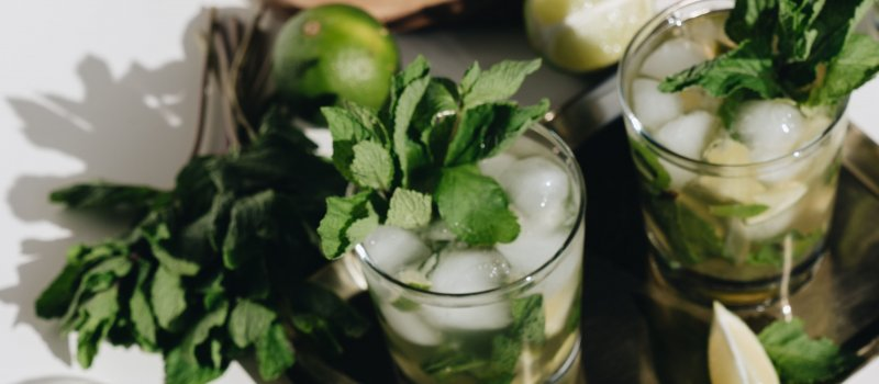 En nem og forfriskende Mojito opskrift til den varme sommer